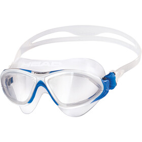 Head Horizon Maschera, clear/white/blue/clear